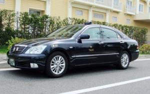asahi taxi