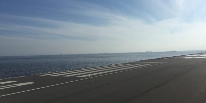 新浦安護岸