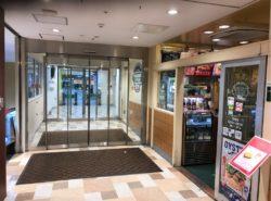 新浦安駅アトレ口