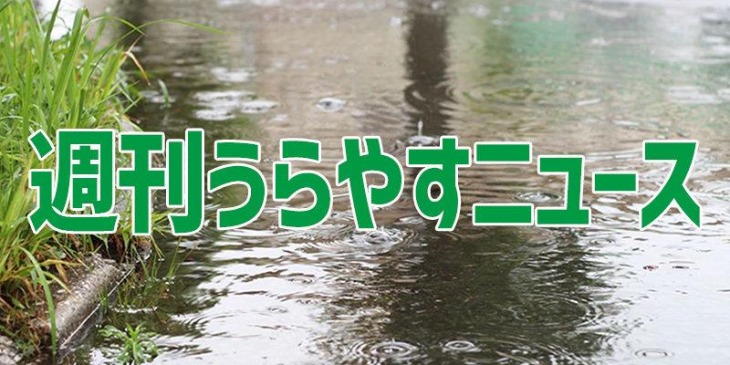 週刊うらやすニュース06090615
