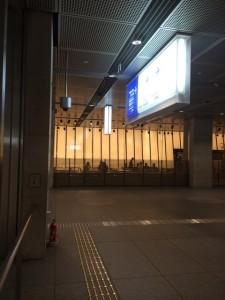 東京国際フォーラム地下通路