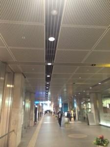 東京国際フォーラム地下通路2