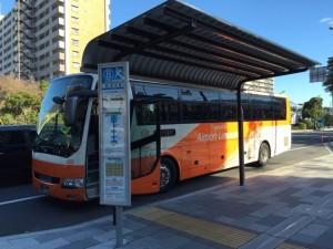 リムジンバス 新浦安駅
