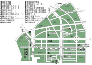 浦安市スポーツ施設