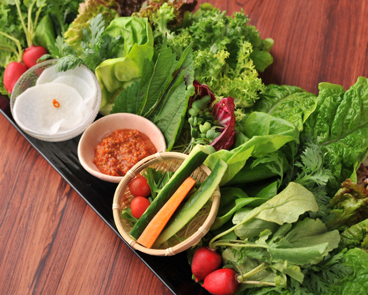 野菜サンバ