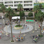 夢海の街夏祭り2014昼の様子-浦安に住みたい!マンションレポート