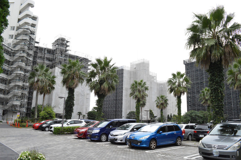 夢海の街駐車場-浦安に住みたい!マンションレポート
