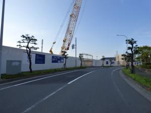 浦安市日の出ホテルエミオン東京ベイ新館新築工事