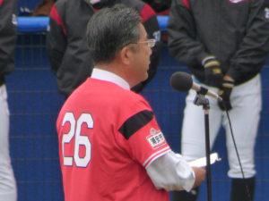 浦安内田市長