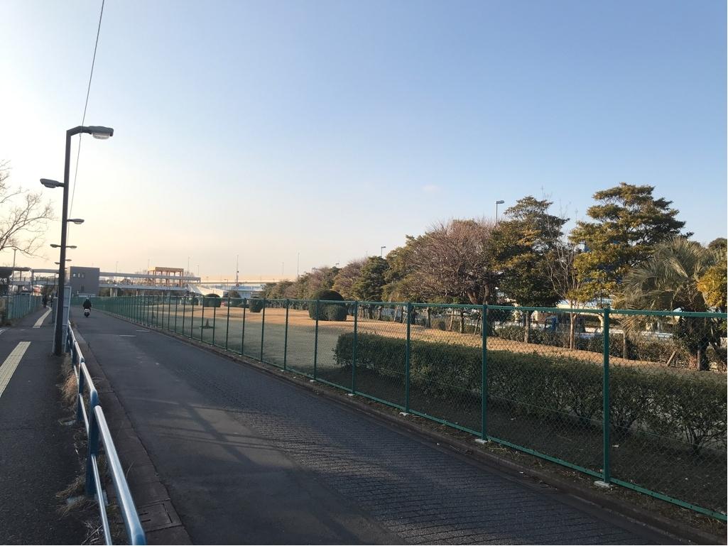 舞浜駅北口開発構想箇所2