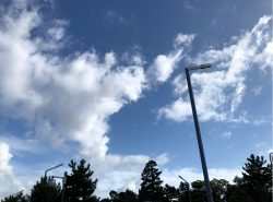 新浦安の空