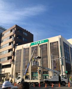 浦安駅周辺土地区画整理事業2